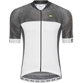 Alé Cycling Formula 1.0 Ultimate Bike Jersey Shortsleeve Men white/black